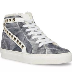 Steve Madden sneakers size 8 NWT